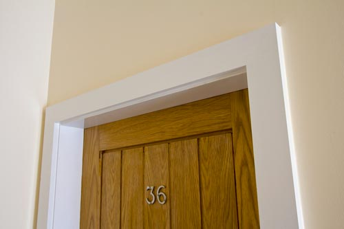 Our architraves are available in various finish options & Architraves | W Howard - MDF Profiling